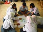 Education programme in Indonesia